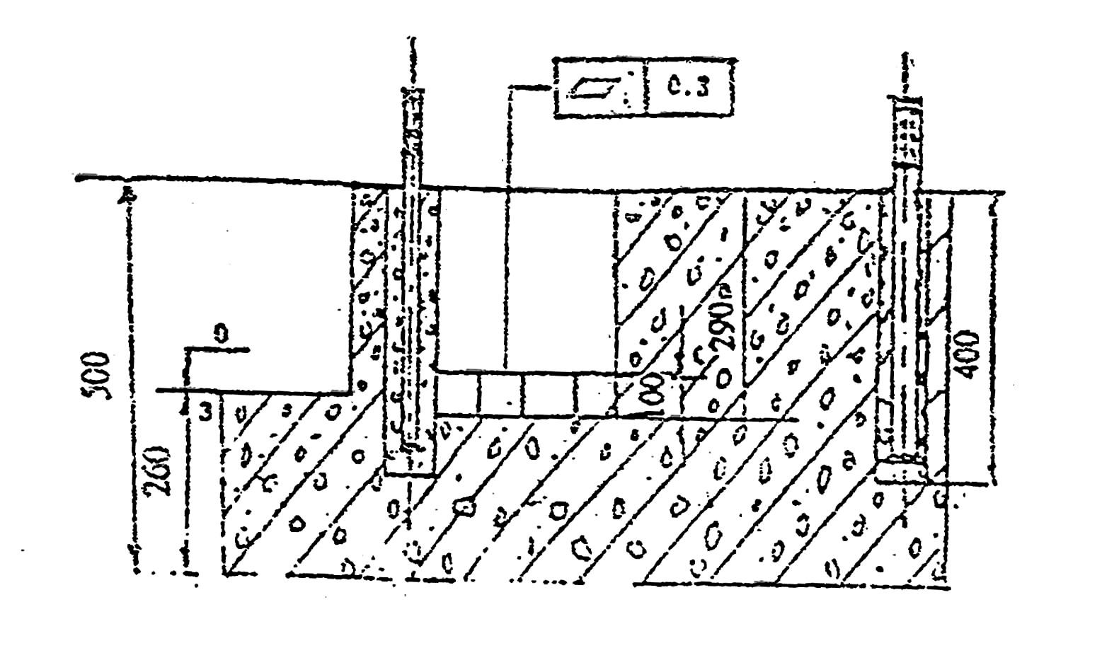 C41空气锤地基图